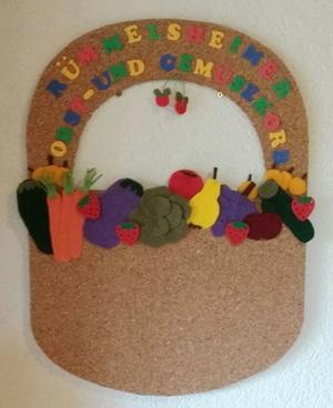 Obst-und Gemüsekorb Logo