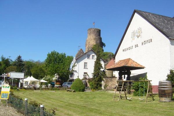 Weingut & Ferienresidenz Schlossmühle Dr. Höfer
